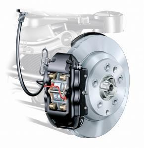 "Nuevo curso A.R.P.O.: ""Sensores de vehículos-frenos ABS"""
