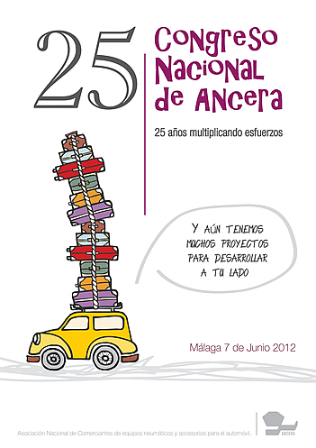 XXV CONGRESO DE ANCERA – MÁLAGA, 7 DE JUNIO